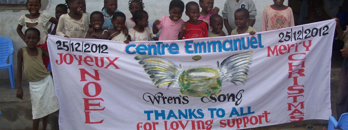 CE has been so much more than just an orphanage