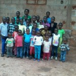 Children at CAJAC